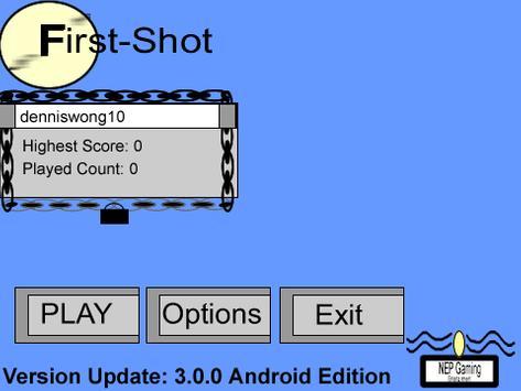 FirstShot screenshot 6