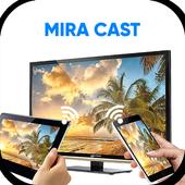 Miracast Screen Mirroring (Wifi Display) icon