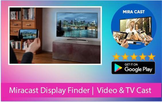 Miracast Display poster