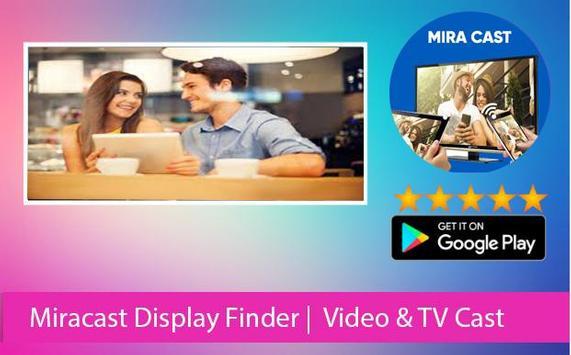 Miracast Display screenshot 1