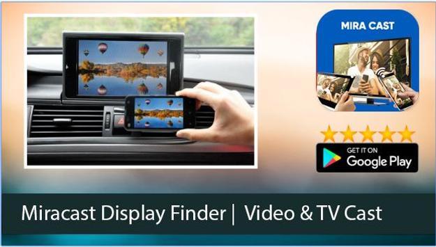 Miracast Display screenshot 2