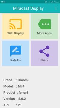 Miracast Display screenshot 5
