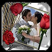 Love Rose Photo Frames icon