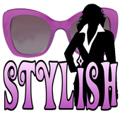 STYLISH Sunglasses Sticker icon