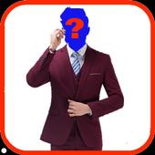 SMART MAN Suit Photo Stickers icon