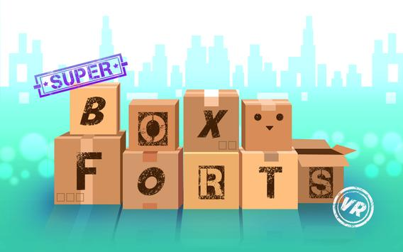 Super Box Forts VR poster