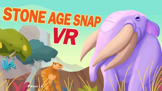 Stone Age Snap VR poster