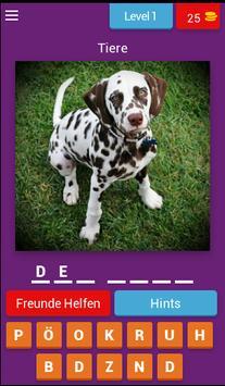 The best Animals Quiz poster