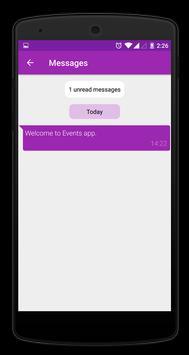Event App apk screenshot