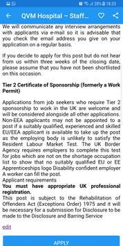 Med Jobs Abroad apk screenshot