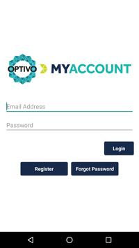 Optivo MyAccount poster