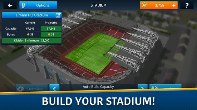 Dream League Soccer 2018 apk imagem de tela