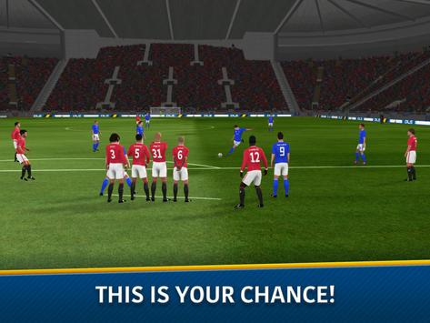 Dream League Soccer 2018 apk تصوير الشاشة