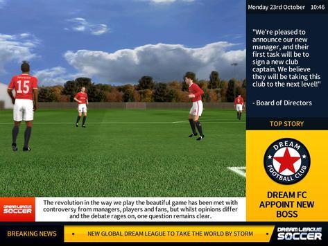 Dream League imagem de tela 7