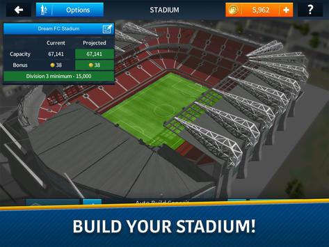 Dream League スクリーンショット 9