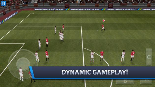 Dream League Soccer 2017 apk screenshot