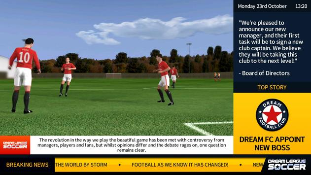 Dream League Screenshot 12