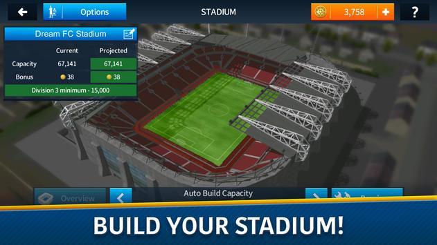 Dream League Soccer 2018 apk screenshot