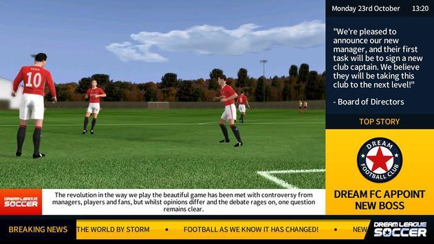 Dream League imagem de tela 2
