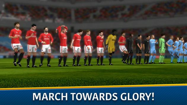 Dream League Soccer 2018 captura de pantalla de la apk