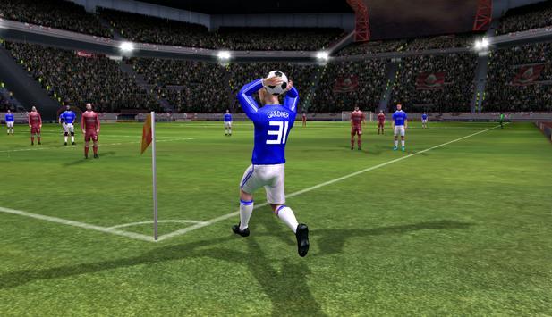 Dream League Soccer تصوير الشاشة 8