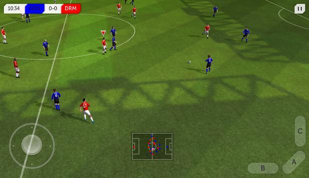 Dream League Soccer تصوير الشاشة 7