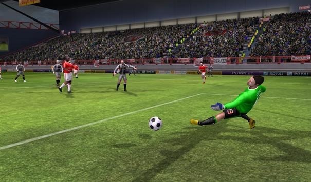 Dream League Soccer تصوير الشاشة 5
