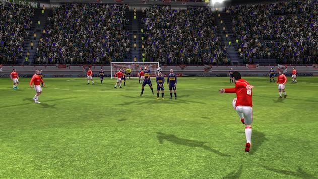 Dream League Soccer تصوير الشاشة 2