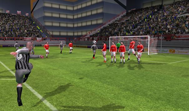 Dream League Soccer تصوير الشاشة 4