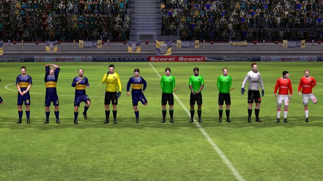 Dream League Soccer تصوير الشاشة 1