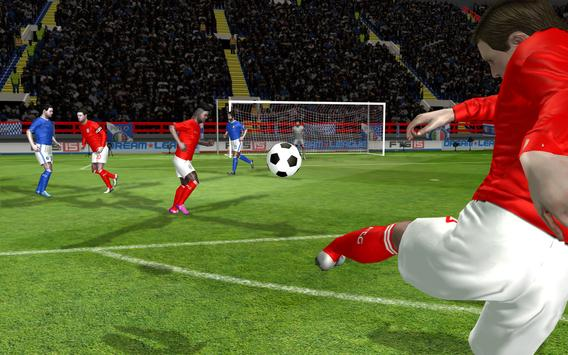 First Touch Soccer 2015 capture d'écran 7