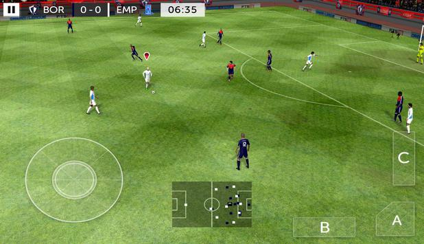 First Touch Soccer 2015 capture d'écran 13
