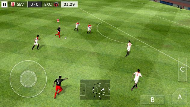 First Touch Soccer 2015 capture d'écran 3