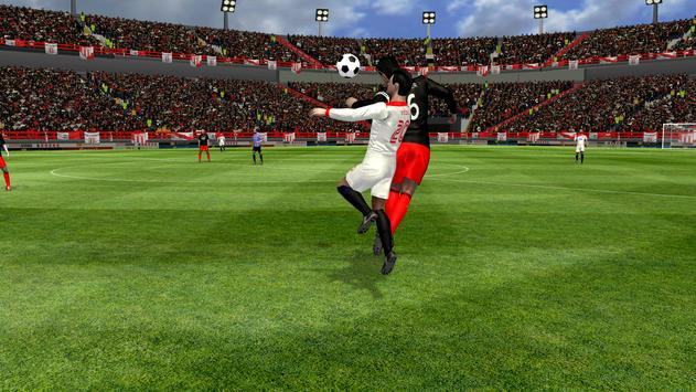 First Touch Soccer 2015 capture d'écran 4