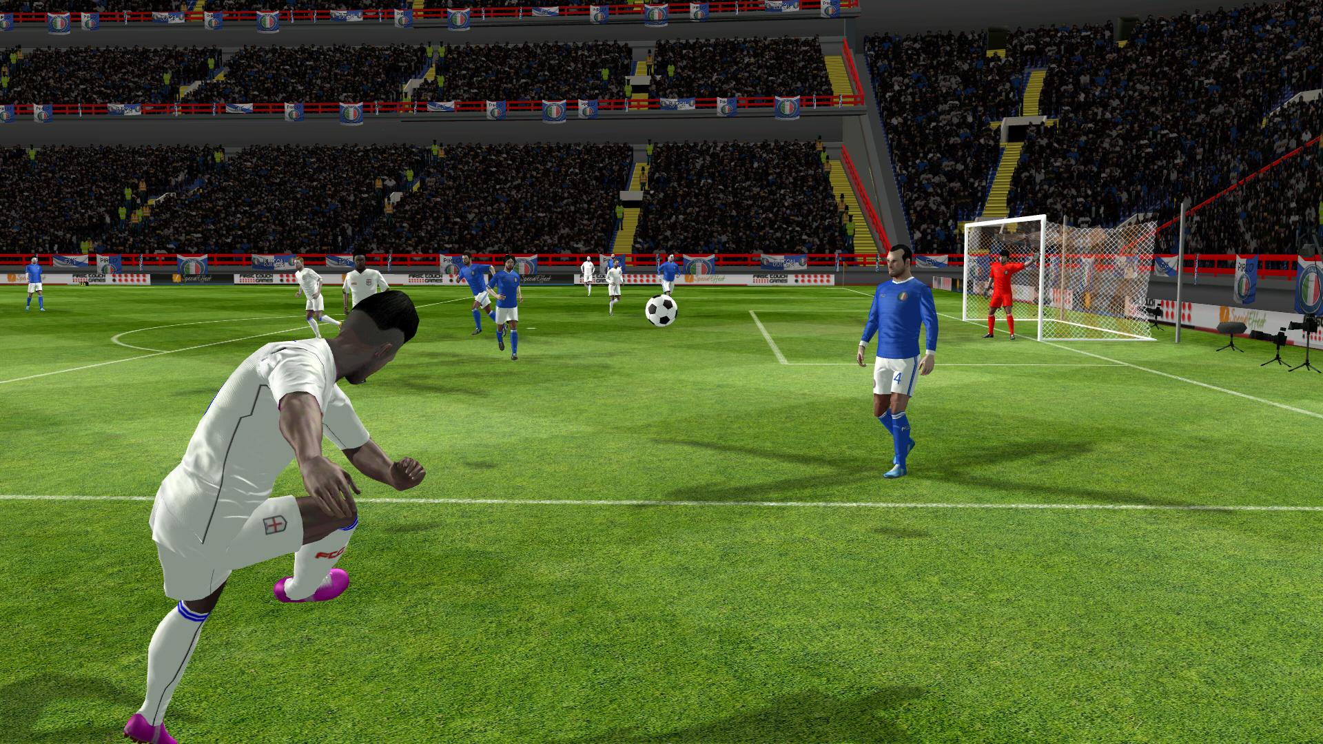 First Touch Soccer 2015 Mod (Unlimited Coins) 1