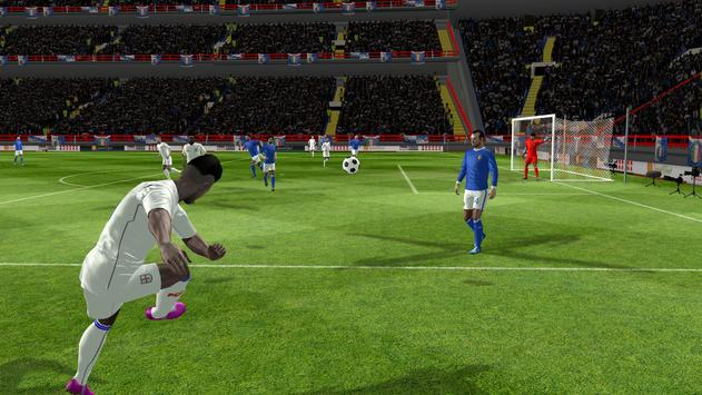 First Touch Soccer 2015 capture d'écran 2