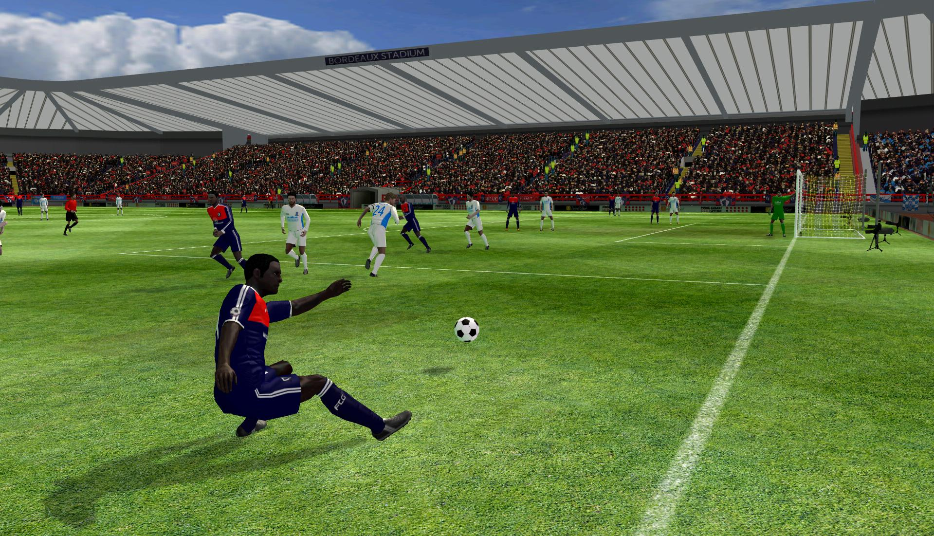 First Touch Soccer 2015 APK Download - Free Sports GAME for