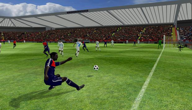 First Touch Soccer 2015 capture d'écran 12