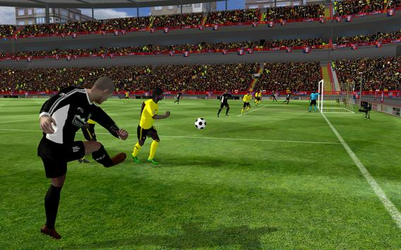 First Touch Soccer 2015 capture d'écran 9