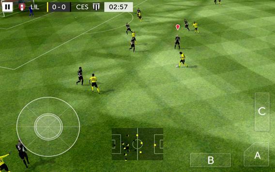 First Touch Soccer 2015 apk screenshot