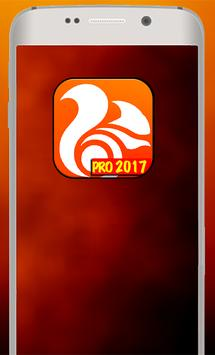 2017 Pro UC Browser Top tips poster