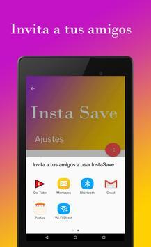 InstaSave Professional screenshot 4