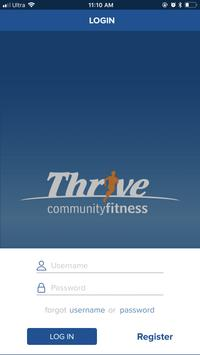 Thrive CF apk screenshot