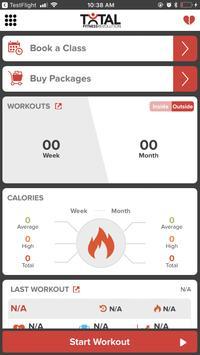 Total Fitness Revolution apk screenshot