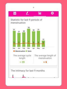 Period Tracker - Period Calendar screenshot 8