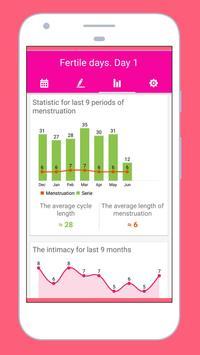 Period Tracker - Period Calendar screenshot 2