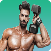 Fitness  Arab icon