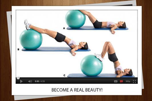 Fitness at home screenshot 4