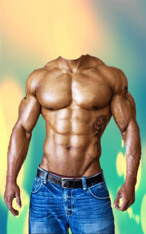 Fitness Men Body building para Android - APK Baixar