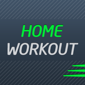 Home Workouts Personal Trainer icon